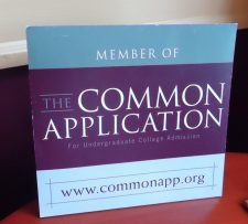 """Booklet reading """"Member of The Common Application www.commonapp.org"""""""