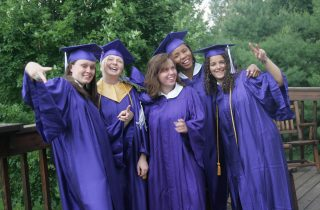 Pioneer HS students